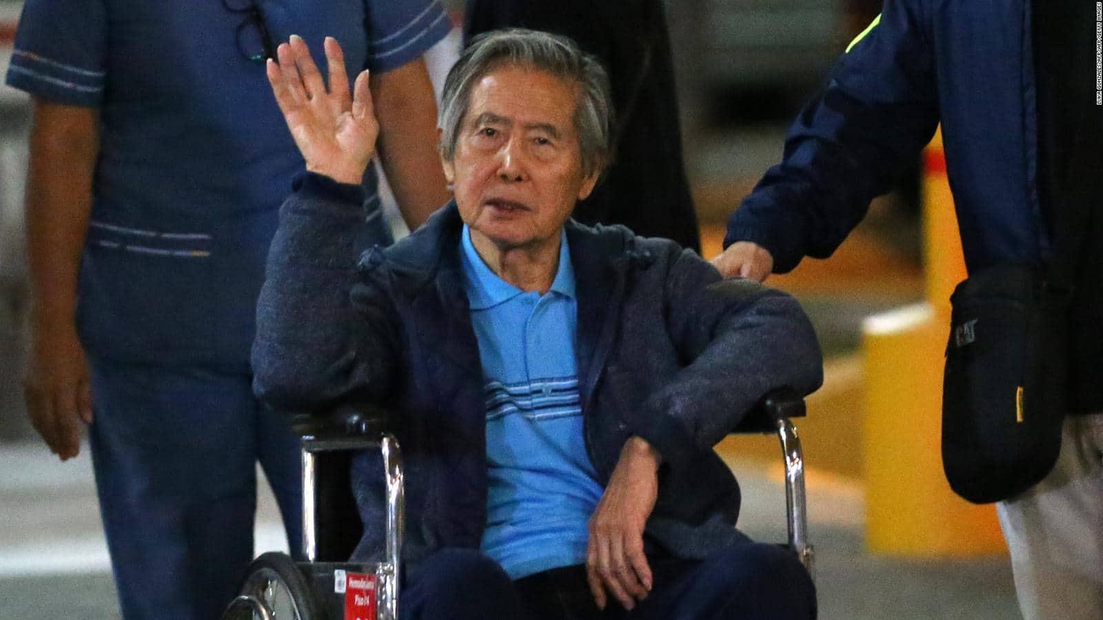 Alberto Fujimori: Hoy estamos otra vez unidos