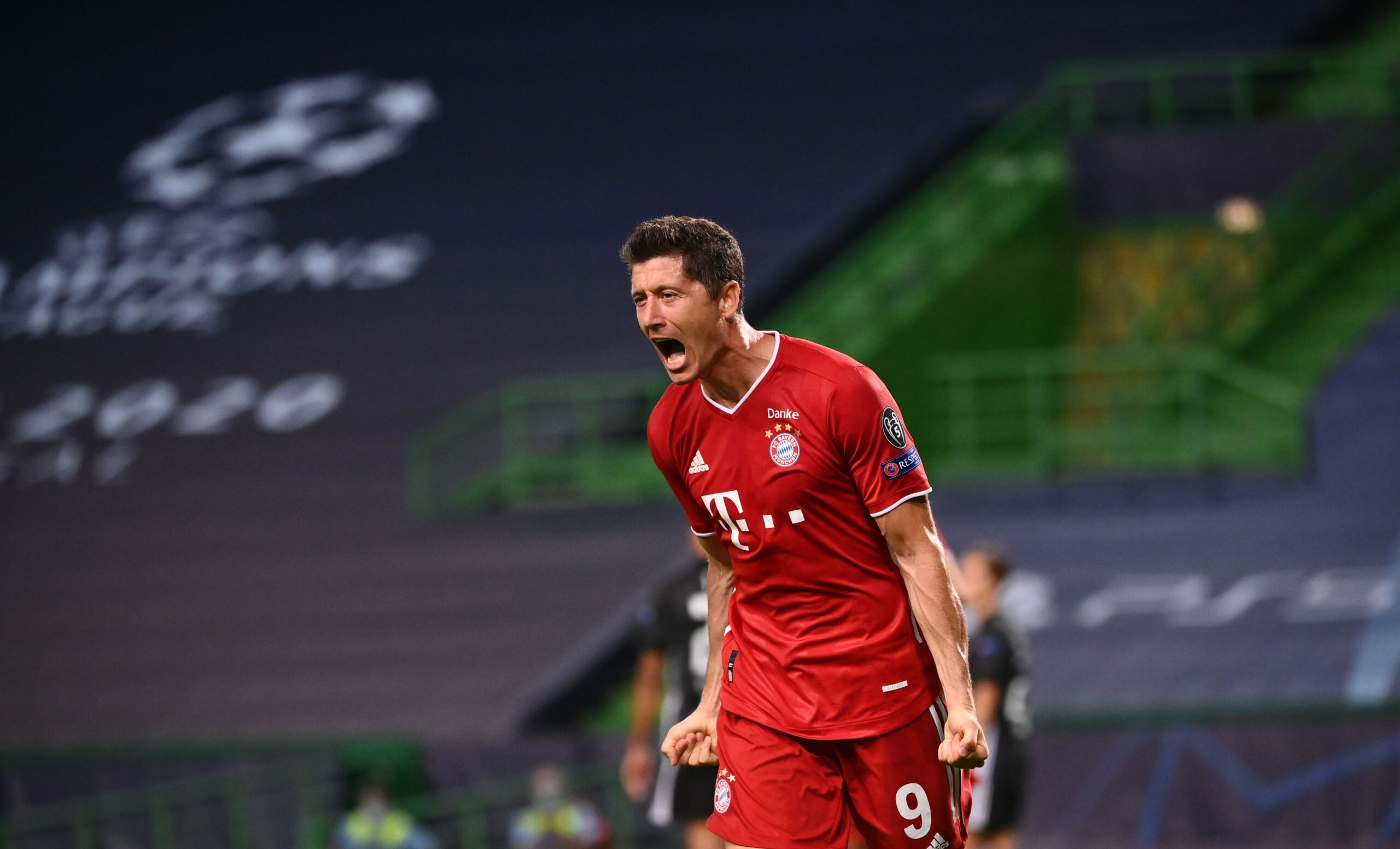 Sané selló el pase del Bayern a octavos