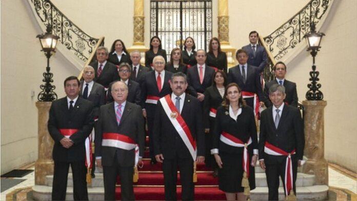 renuncia ministros