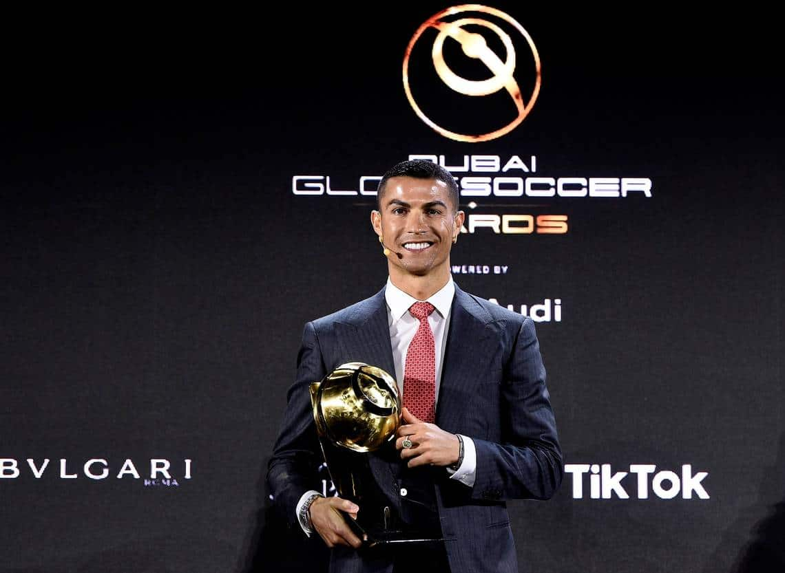 Cristiano Ronaldo es el mejor jugador del siglo XXI