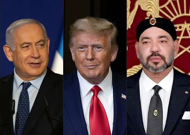 Estados Unidos, Marruecos e Israel son el centro de la atención mundial por la paz