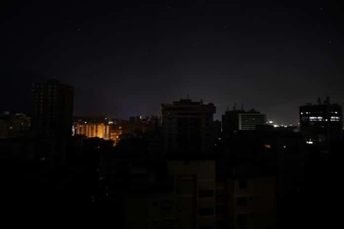 Lima Callao luz
