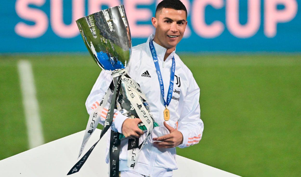 Cristiano Ronaldo: «Lo importante era ganar»