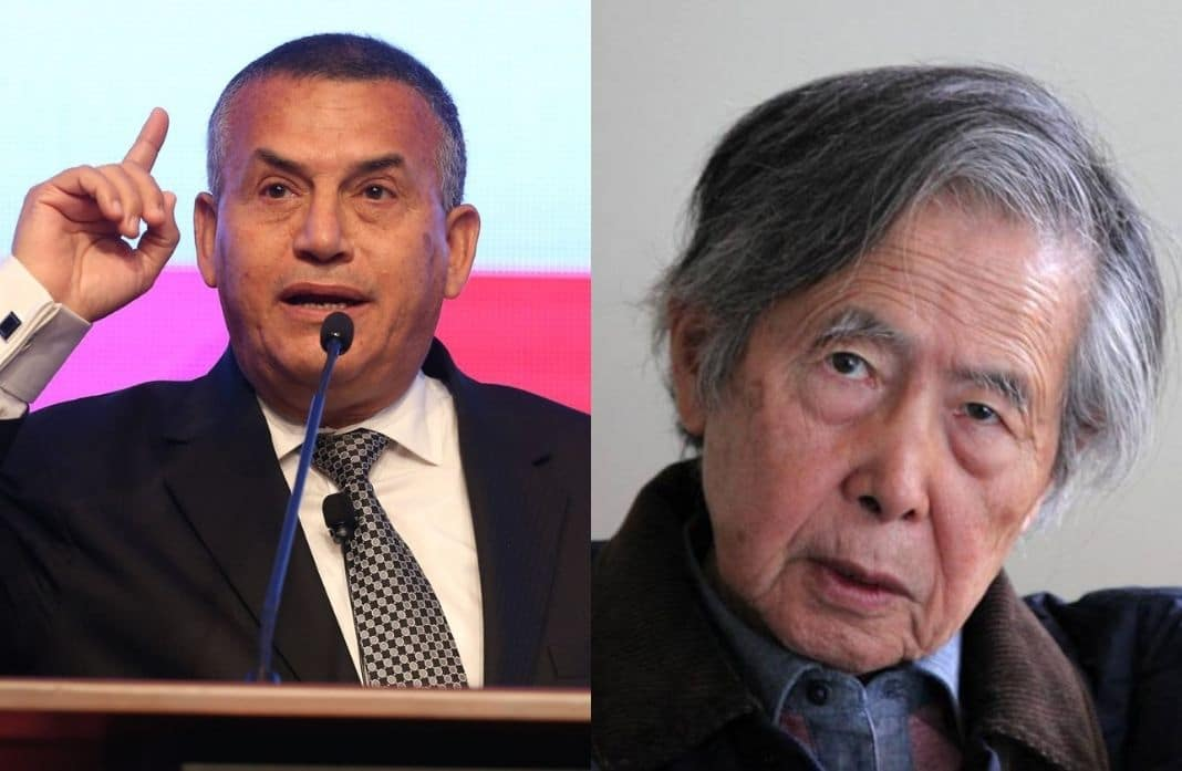 Daniel Urresti pide a candidatos no otorgar indulto a Alberto Fujimori
