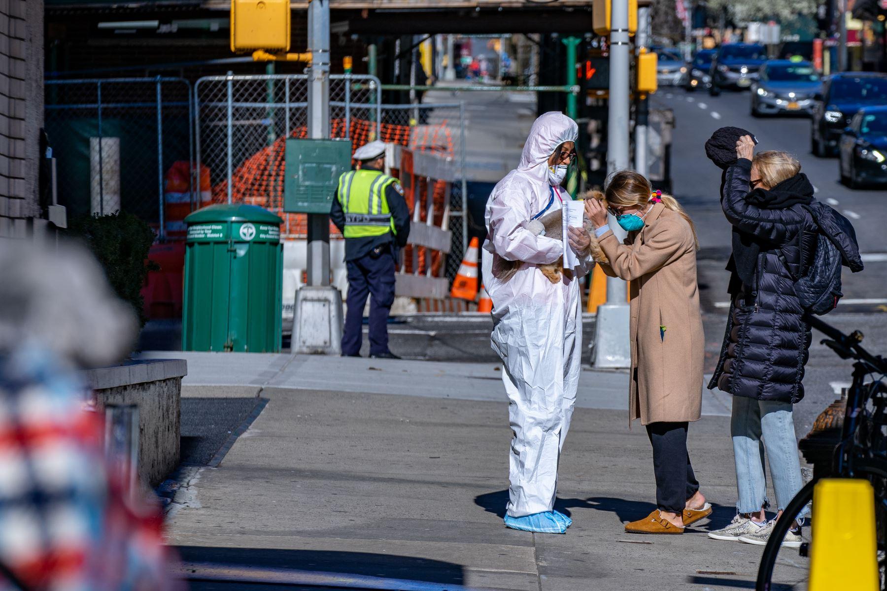 Estados Unidos supera las 350.000 muertes por coronavirus