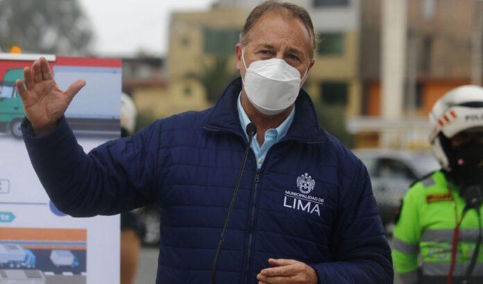 Jorge Muñoz vacunación