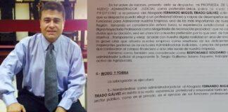 Fernando Tirado Galvez involucrado en hechos de violencia en Pucala
