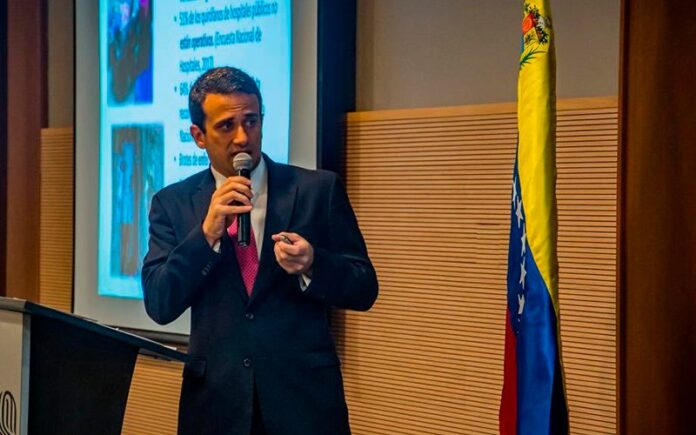 embajador de venezuela