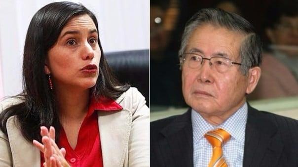 Mendoza critica a Alberto Fujimori y asegura que «no daría el indulto a un violador de DD.HH»