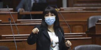 vasquez - presidenta del congreso