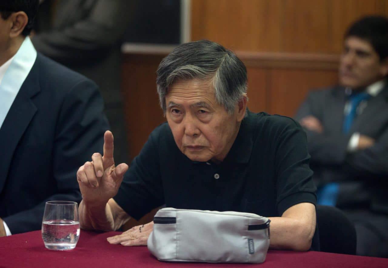Liberación de Alberto Fujimori en manos del Tribunal Constitucional