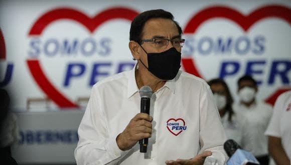 Somos Perú Vizcarra