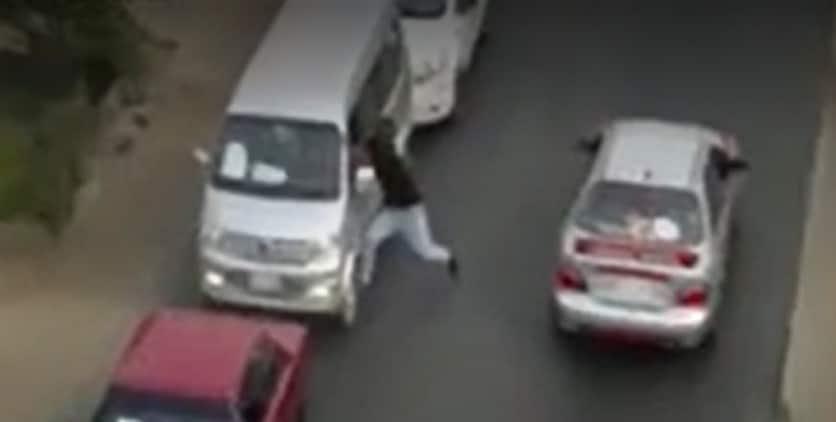 El Agustino: La PNP captura a tres delincuentes que asaltaban a pasajeros