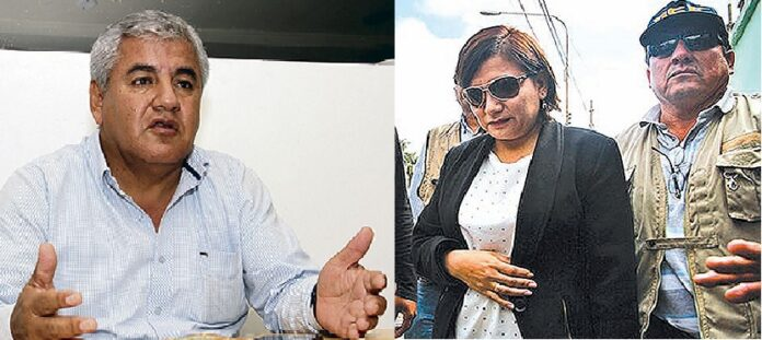 Jueza Liz Karina Fabian Palomino otorga medida cautelar a candidato condenado de Acción Popular Edgar Cayotopa Martínez