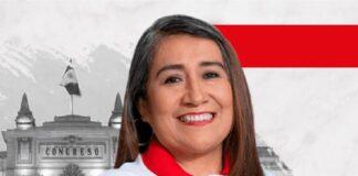 La candidata Marleny Portero López, del partido Acción Popular, arrasa con la preferencia del electorado de Lambayeque según encuestas y es favorita para ser elegida congresista en los comicios del 11 de abril.