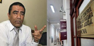 La Oficina de Control de la Magistratura, OCMA evalúa suspender al juez Juan Francisco García Mayorga, por la comisión de faltas muy graves en el caso de la azucarera Agropucalá.