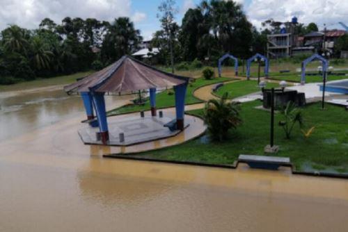 Loreto: Intensas lluvias afectaroncinco colegios en distrito deManseriche