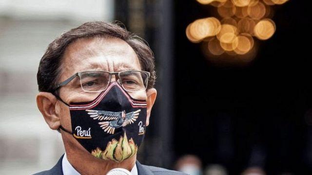 Martín Vizcarra presenta recurso de amparo tras inhabilitación del Congreso