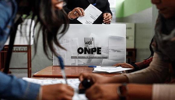 Elecciones 2021: ONPE presenta primer reporte de resultados oficiales
