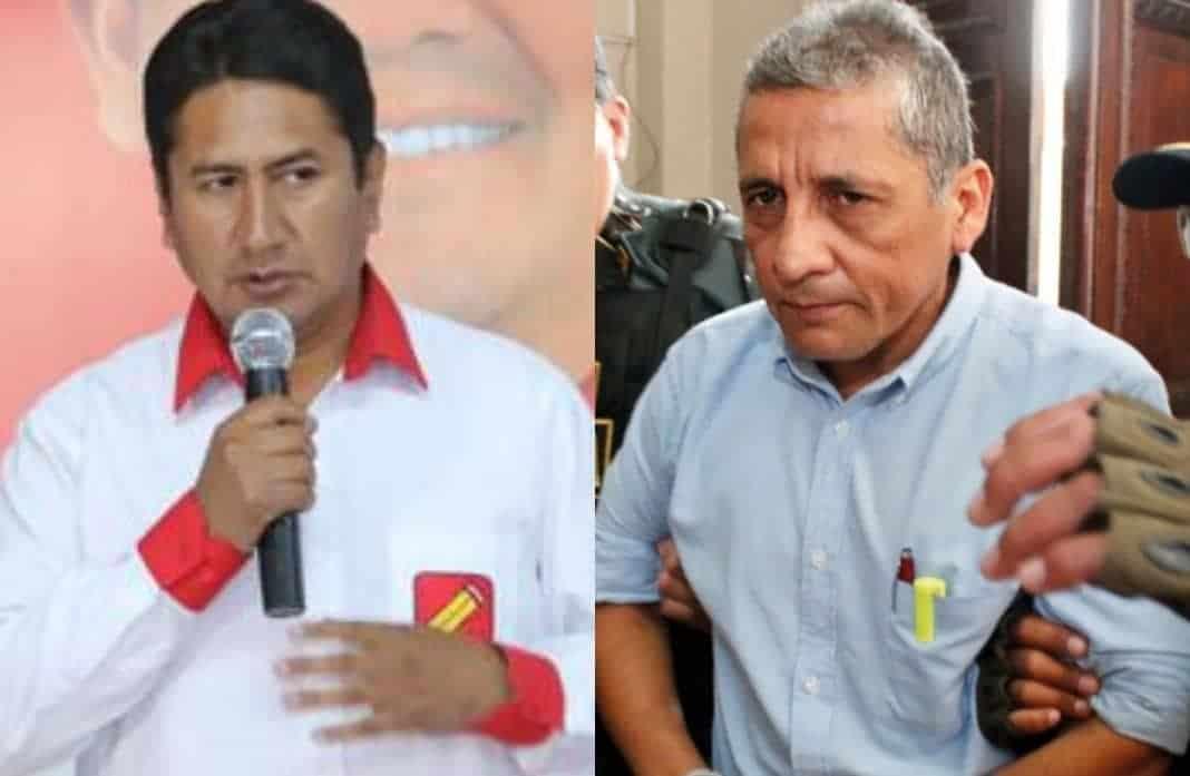 Vladimir Cerrón ratificó la intención de indultar a Antauro Humala