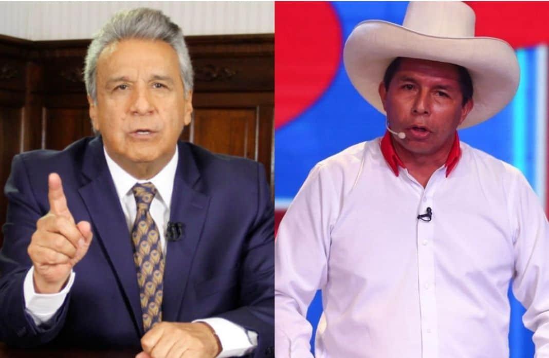 Presidente de Ecuador: «Me preocupa el destino del Perú»