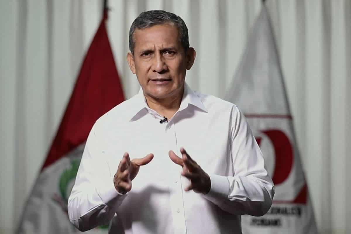 Humala: «Agradezco a los peruanos su confianza. Vamos a resurgir»