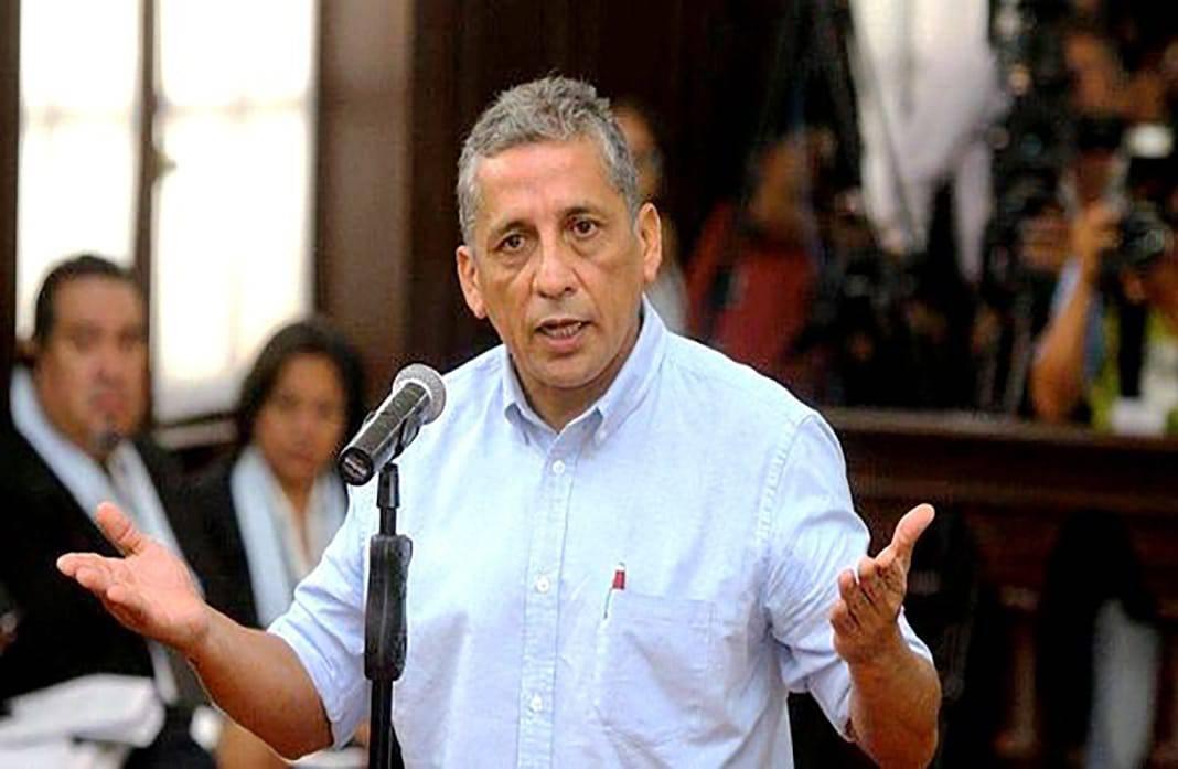 Antauro Humala respalda candidatura de Pedro Castillo