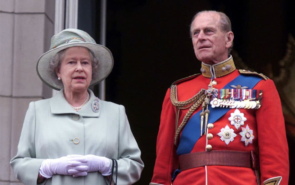 El duque de Edimburgo, el príncipe Felipe, fallece a los 99 años