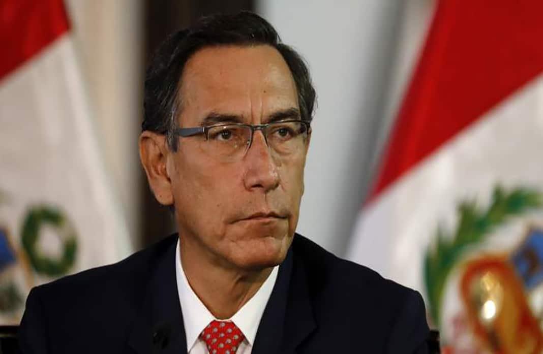 Comisión Permanente aprueba inhabilitar por 10 años a Martín Vizcarra