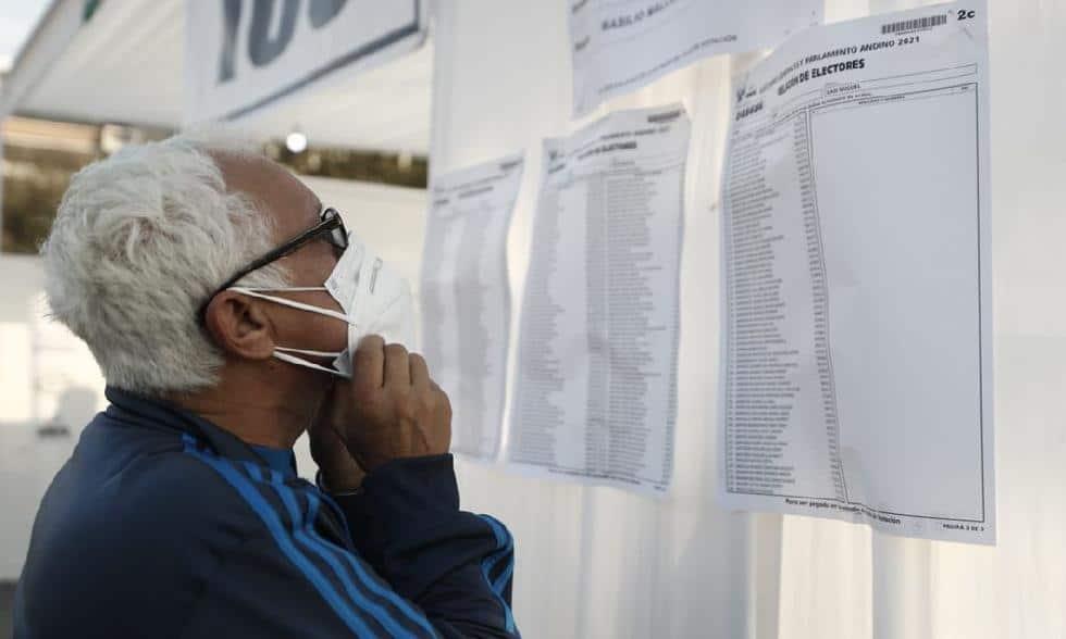 ONPE: Mayores de 65 años no están obligados a votar