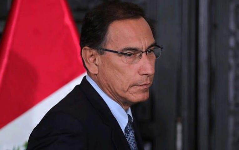 Congreso inhabilita a Martín Vizcarra por 10 años