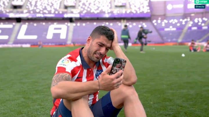 Luis Suárez: «Me menospreciaron»