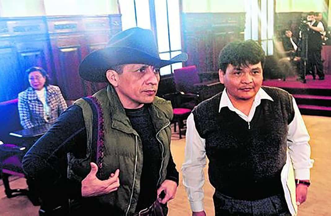 Inpe abre investigación disciplinaria contra Antauro Humala