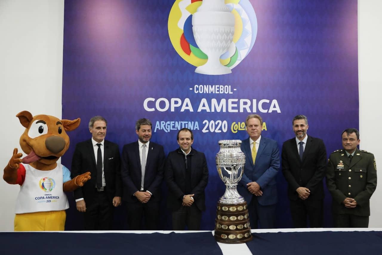 Confirman que Colombia pedirá postergación de la Copa América