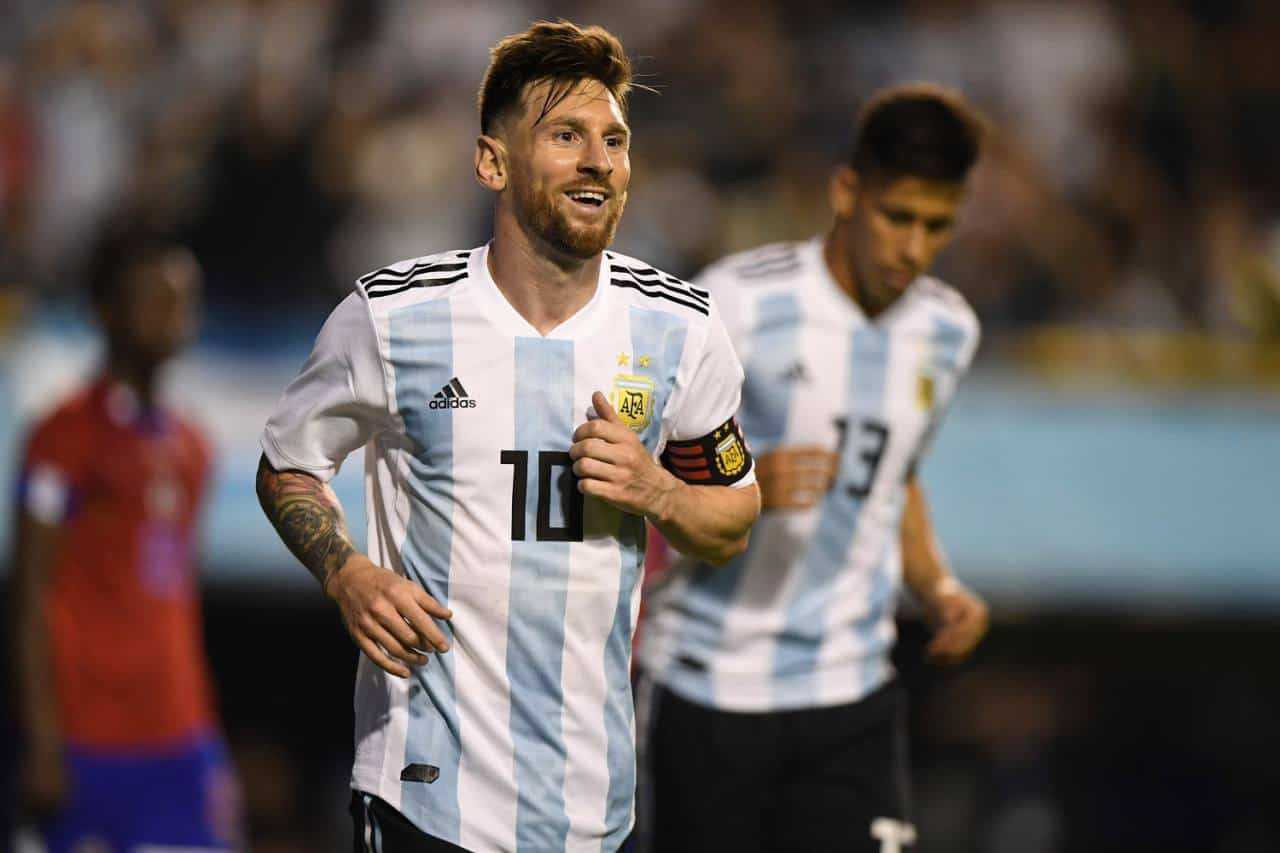 Messi dice tener ilusión de jugar la Copa América