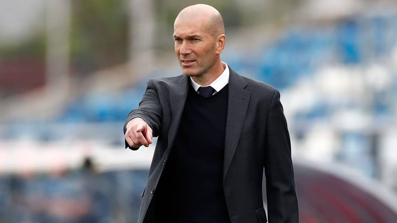 Es oficial: Zidane no va más en el Real Madrid