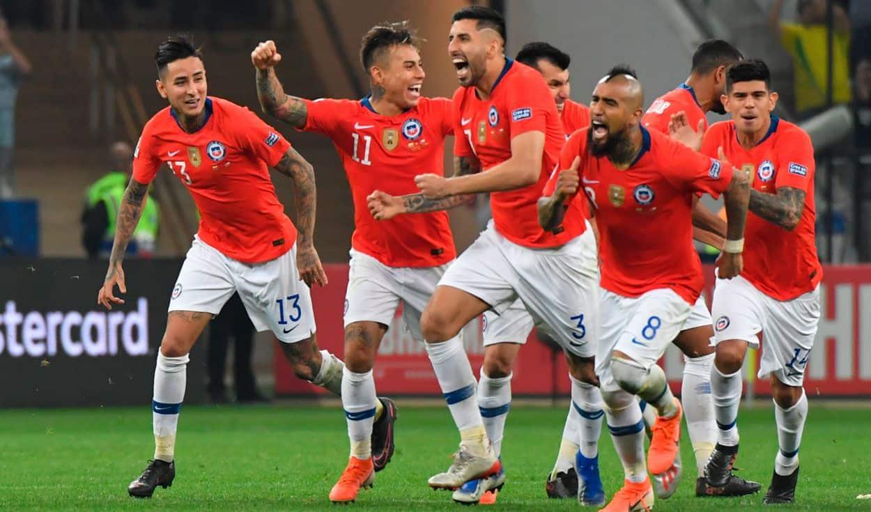 Chile aparece como opción para ser anfitrión de Copa América 2021