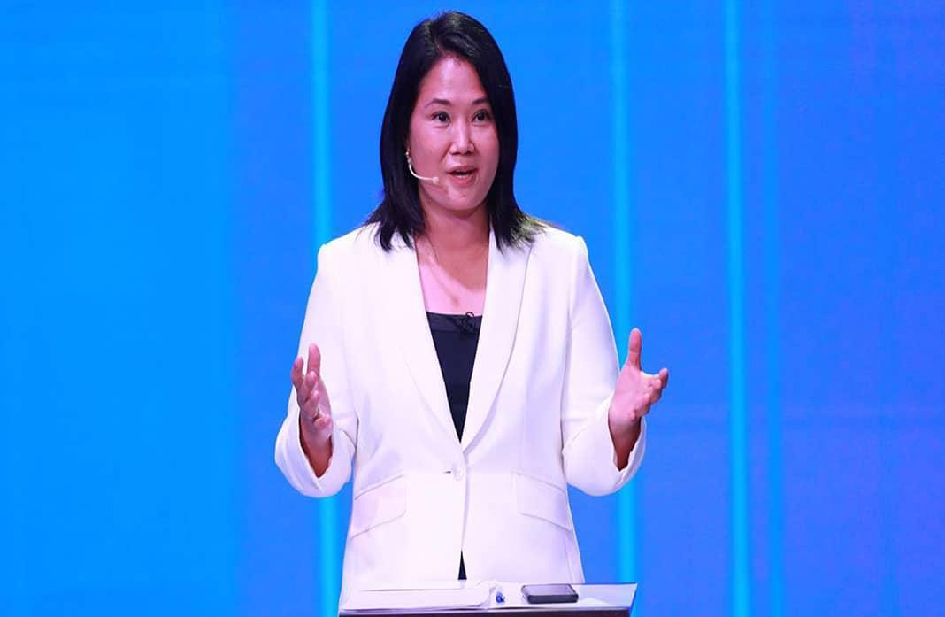 Keiko Fujimori no podrá asistir al foro internacional realizado en Ecuador