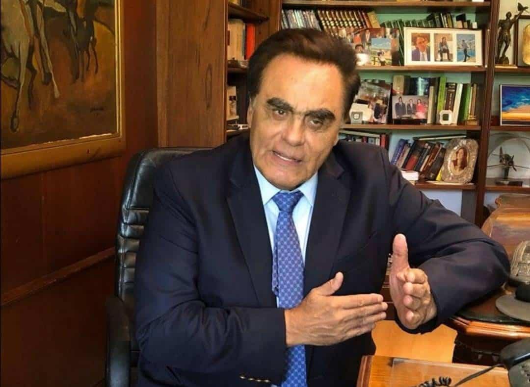 Luis Gonzales Posada: Establecer relaciones con Venezuela es deplorable y maligno
