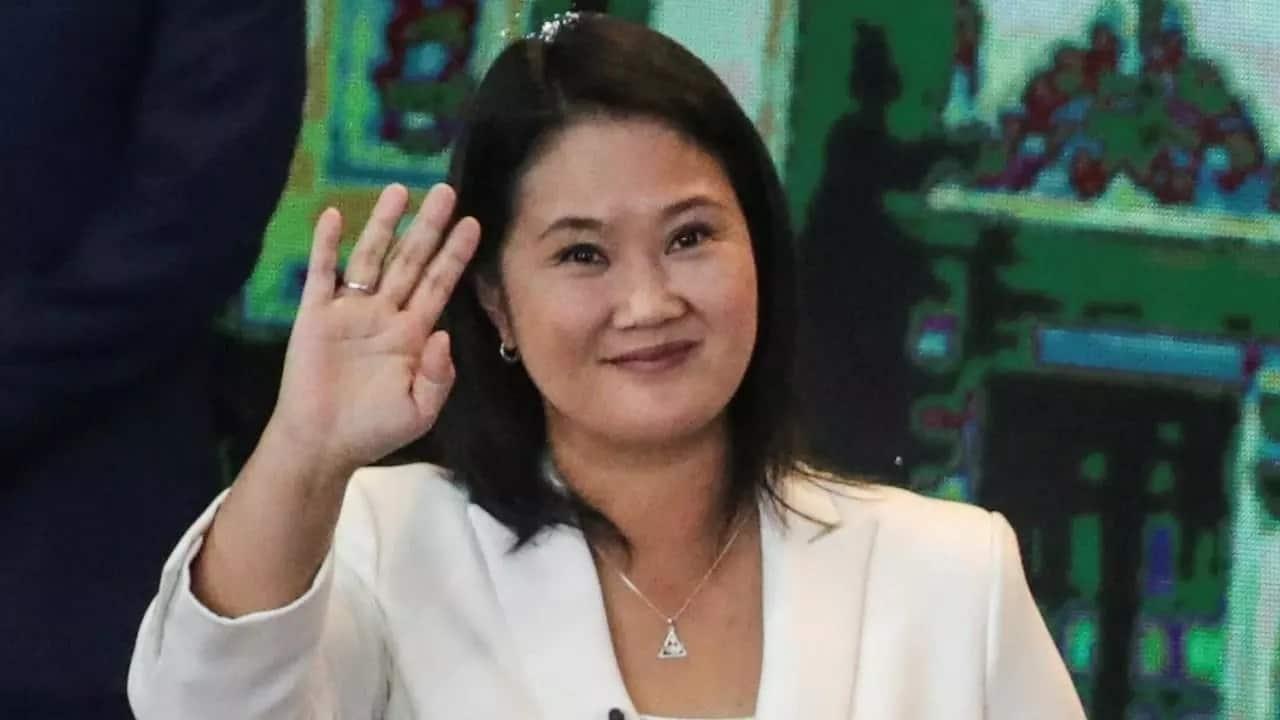 Keiko Fujimori envía saludos por el Día del Padre