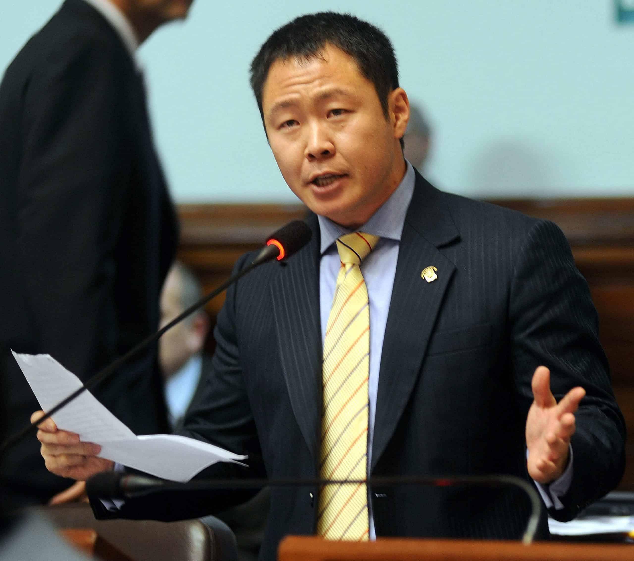 """Kenji Fujimori: """"Es saludable que los políticos pidan perdón"""""""