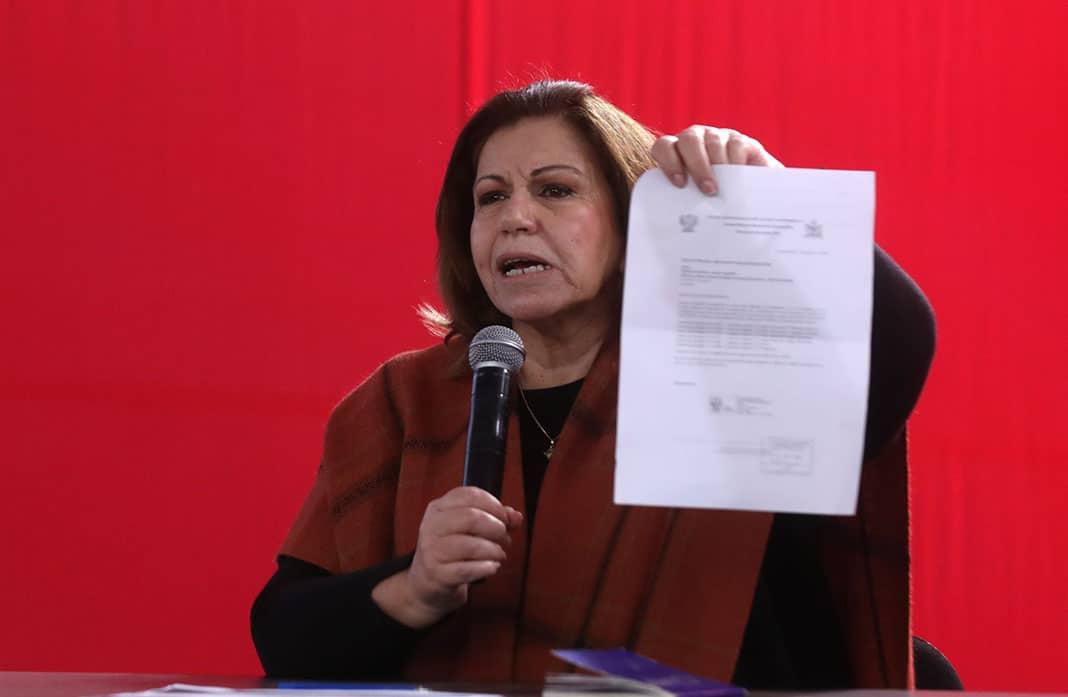 Grupo de políticos piden reunirse con secretario general de la OEA