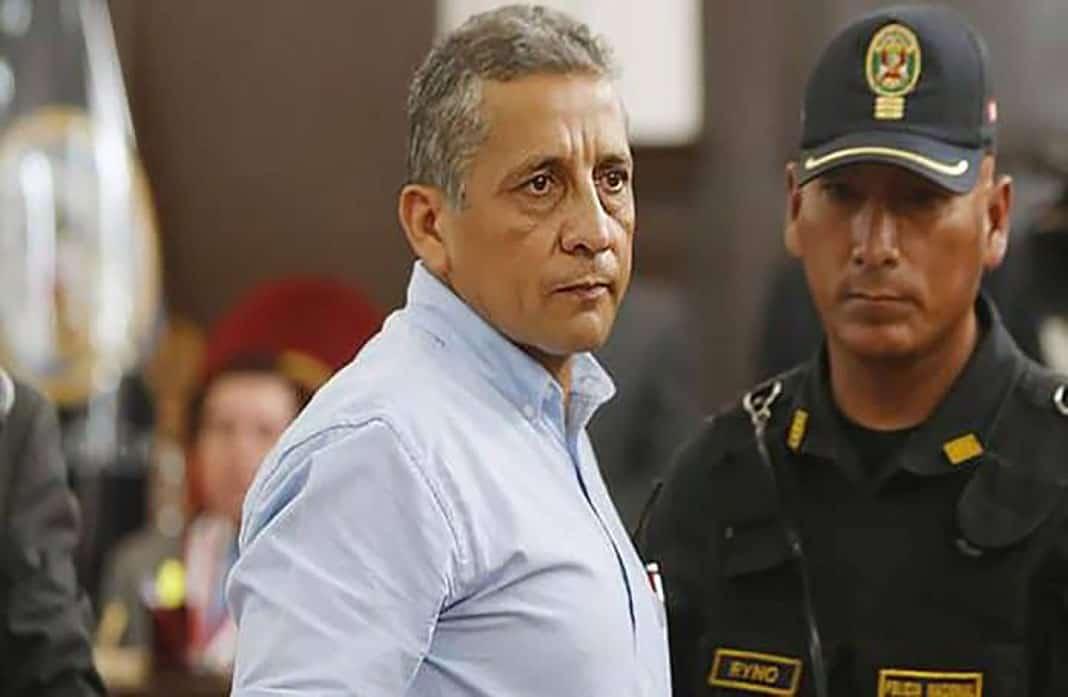 Antauro Humala advierte disolución del nuevo Congreso