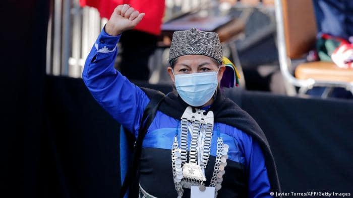 Chile: Mujer indígena fue elegida para liderar redacción de la nueva Constitución