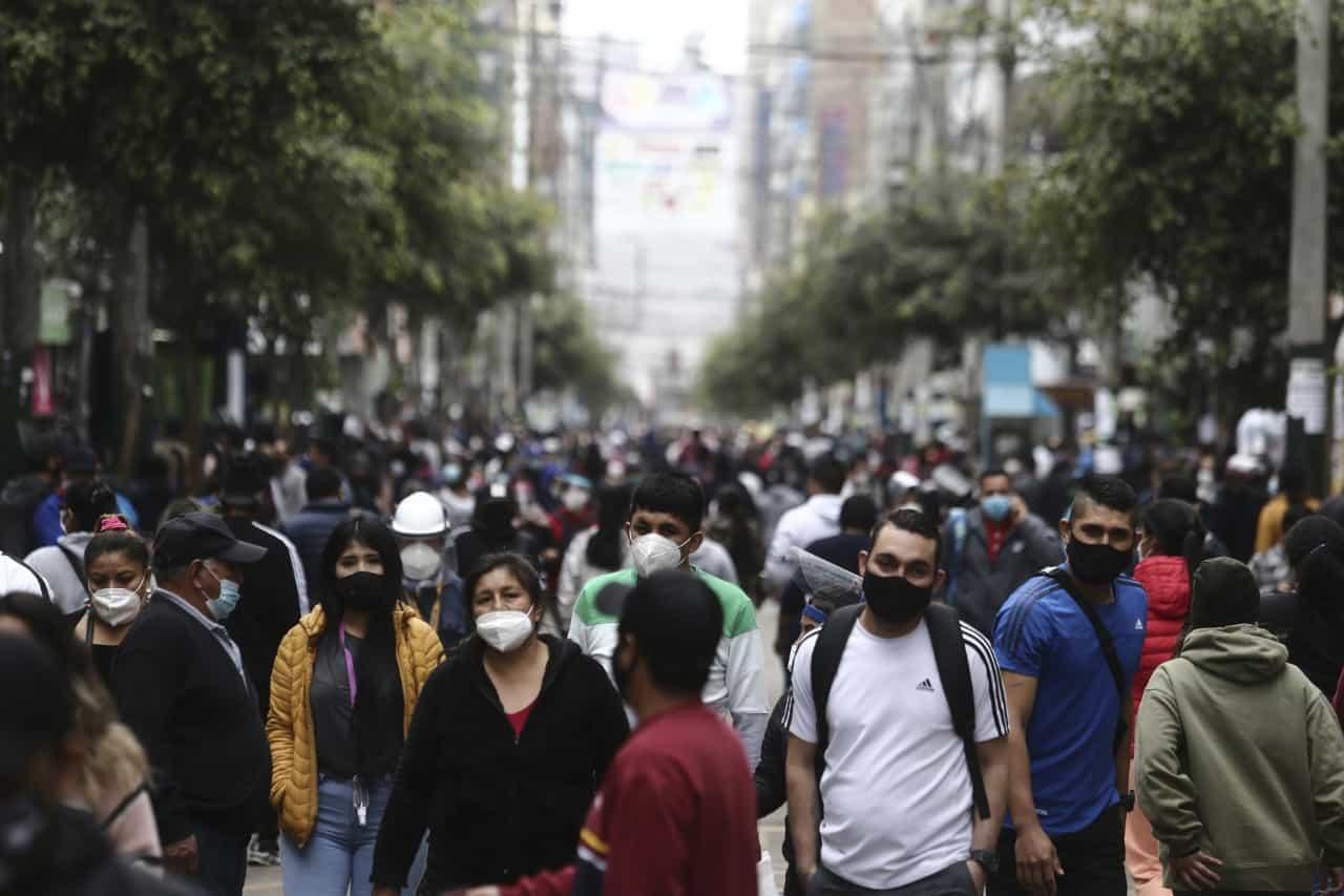 desempleo Perú