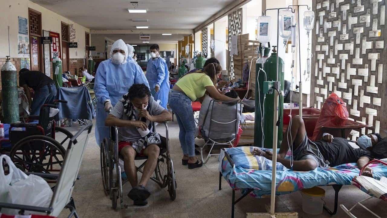 Alerta en Loreto: Casos de covid-19 se duplican