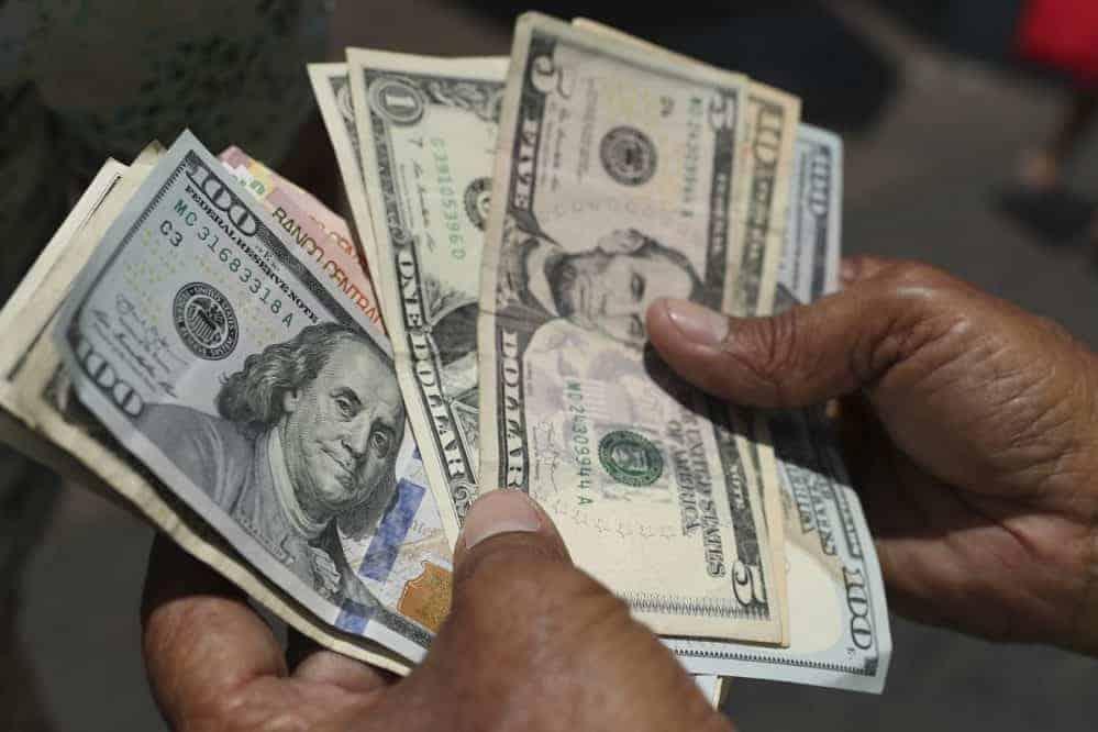 Tipo de cambio: Dólar sube a S/4.10 y supera máximo histórico