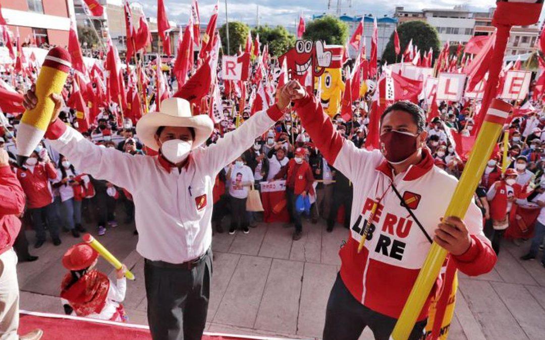 Tras la ruta del dinero utilizado en la campaña de Perú Libre