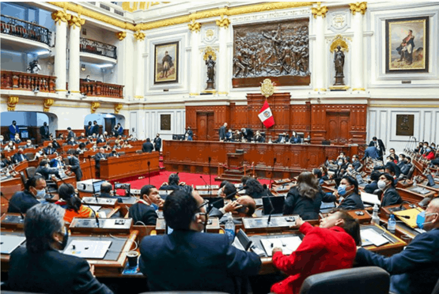 Congreso investigará presunto fraude electoral del 2021