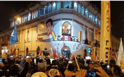 Fiscal solicitó a ONPE informes  de ingresos y gastos de Perú Libre